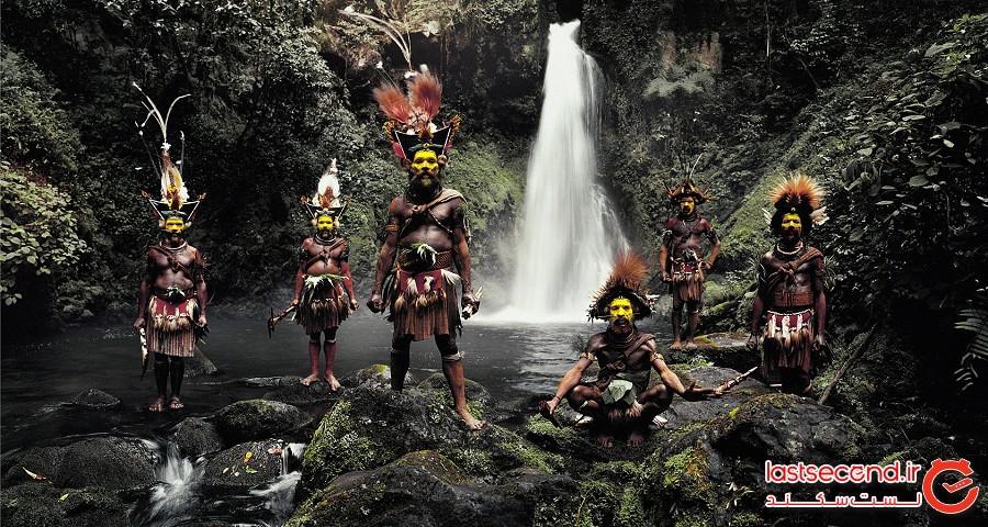 هولی (Huli)، پاپوآ گینه نو (Papua New Guinea)