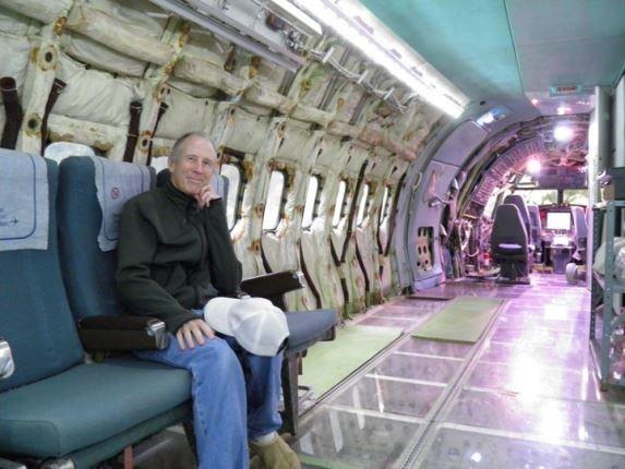 گذراندن روزگار در یک هواپیمای جت، شیوه ی جدیدی از زندگی