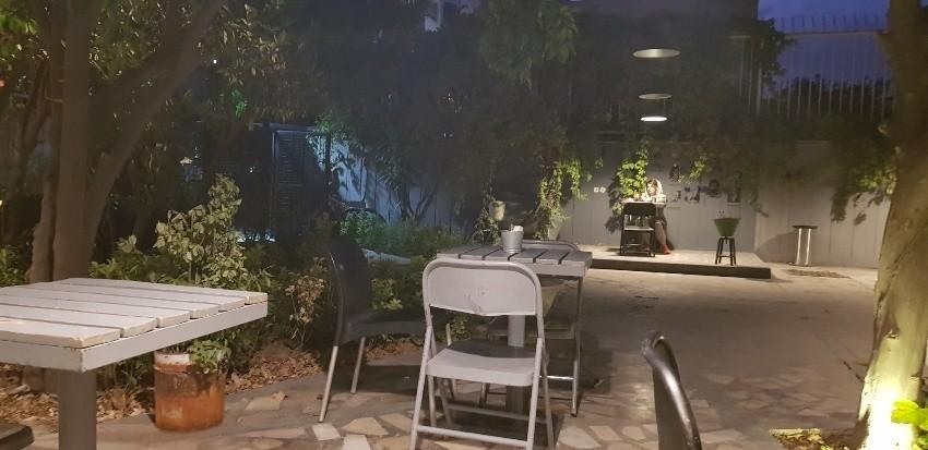 کافه خانه هنر شیراز