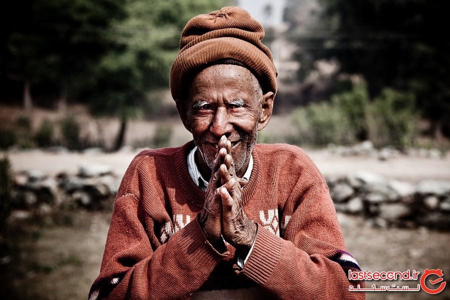 هند: «ناماسته»(Namaste)