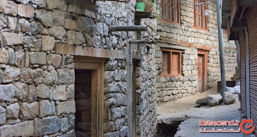 دهکده تورتوک