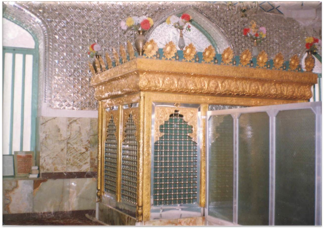 بقعه امامزاده احمد