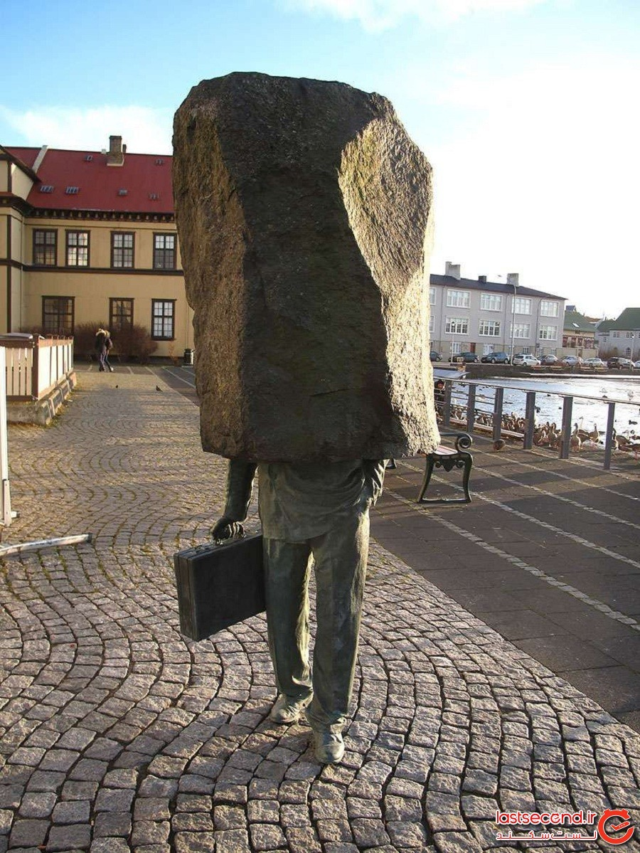کارمند گمنام، شهر ریکیاویک، کشور ایسلند