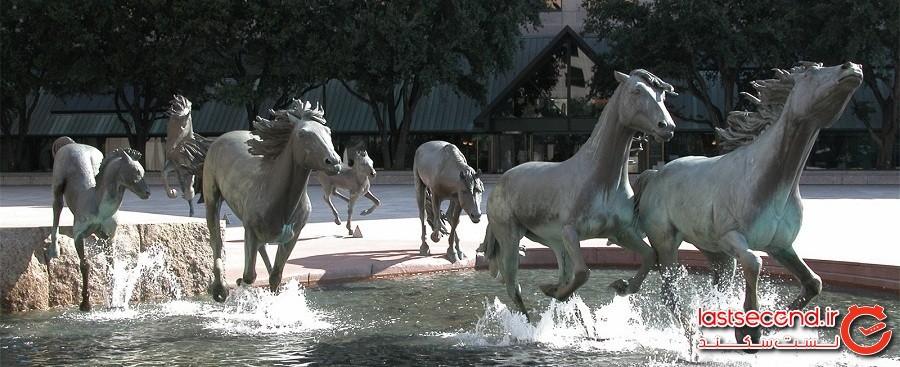 موتنگ های لاس کولیناس، ایالت تگزاس کشور ایالاتمتحده آمریکا