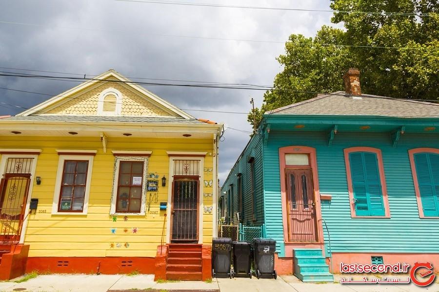 نیو اورلیانز (New Orleans)، لوئیزیانا (Louisiana)