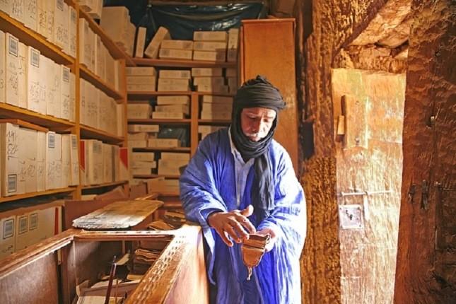 دهکدهای قرون وسطایی که در دل صحرای بزرگ آفریقا زنده مانده است!