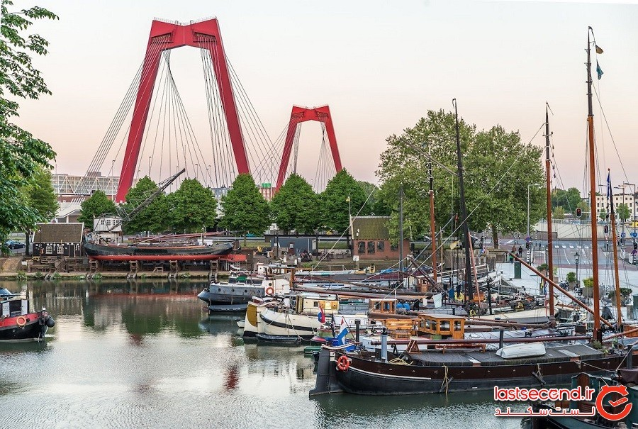 روتردام (Rotterdam)، هلند (Netherlands)