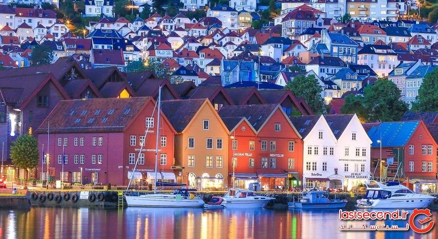 برگن (Bergen)، نروژ (Norway)