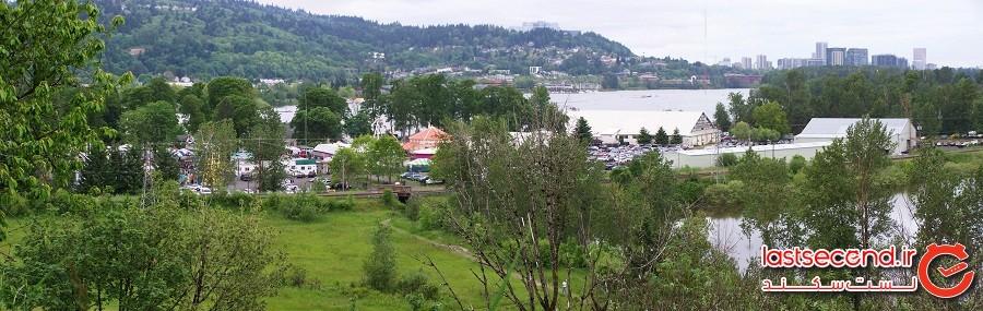 پورتلند (Portland)، اورگن (Oregon)