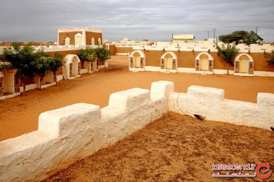 این دهکده در دل صحرای بزرگ آفریقا، خانه هزاران متن و نوشته کهن است