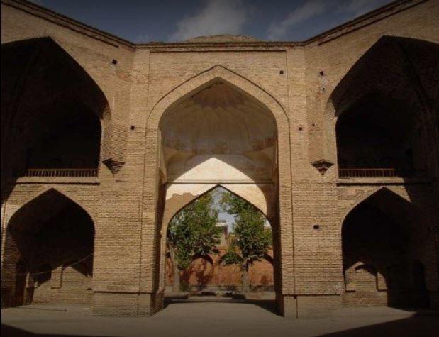 Matlab Khan Mosque