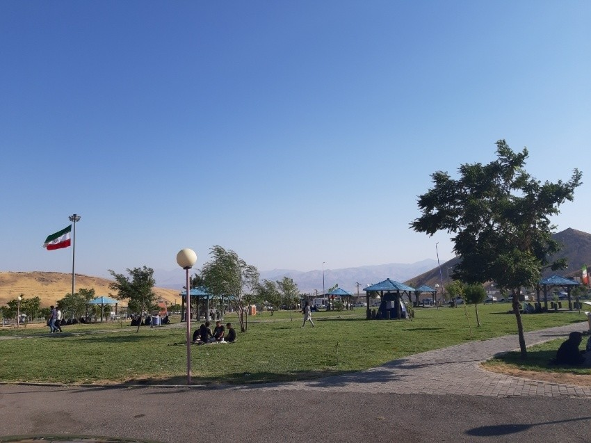 پارک قوناقلار