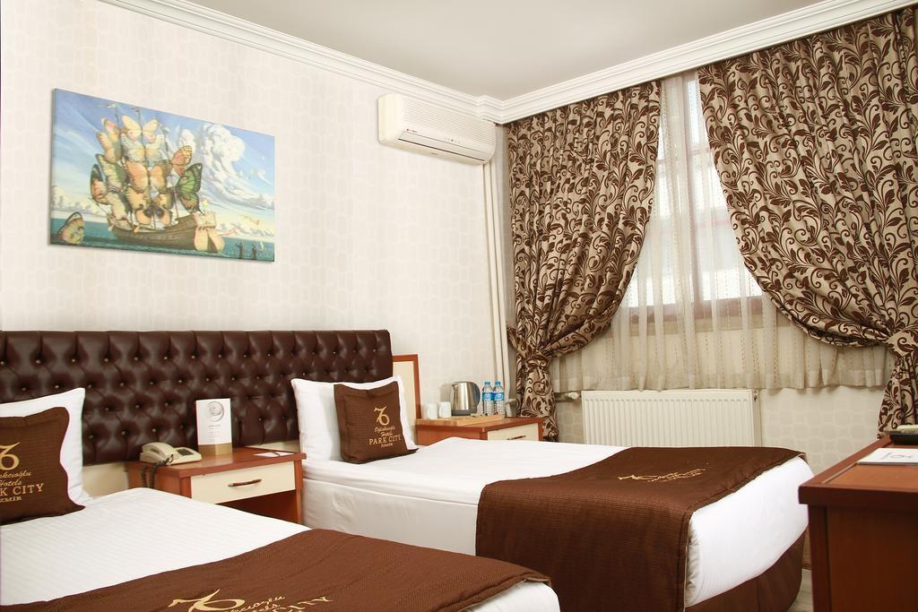 هتل کوزان سیتی