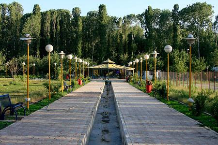 Chamran Park Khalkhal