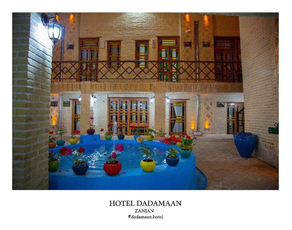 هتل لوکس سنتی ددمان