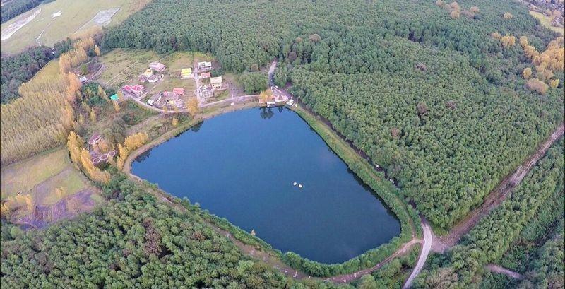 دریاچه گیسوم