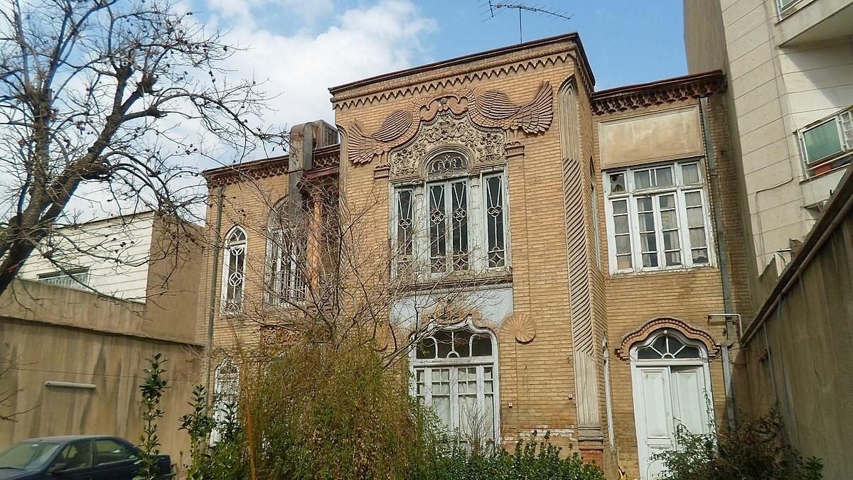 موزه خیابان ولیعصر (خانه مینایی)