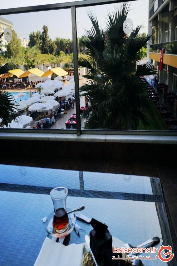 فضای عمومی هتل