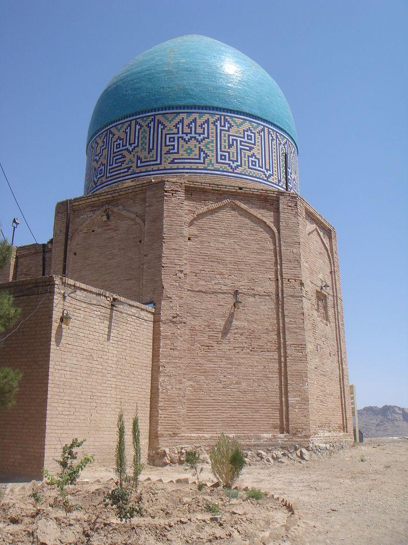 seyed hassan vaqef tomb