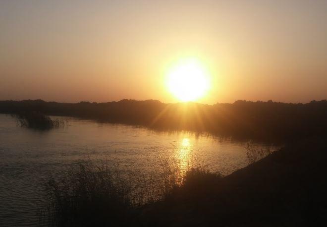 Hoor Alazim Lagoon