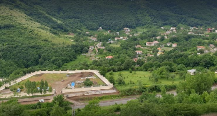 Heyran Tourism Village