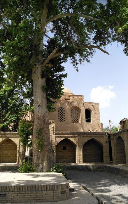 مسجد جامع و حسینیه سرشک