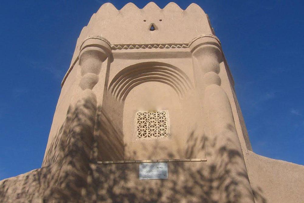 قلعه باقرآباد، امانگاه بی بدیل بافق!