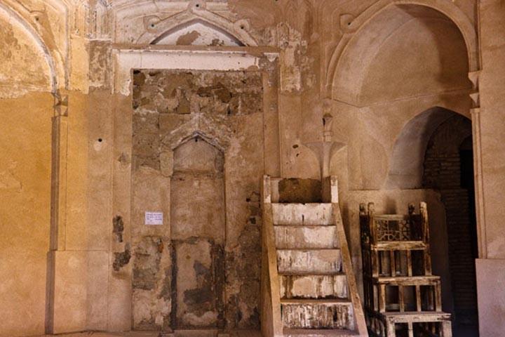 مسجد جامع نطنز