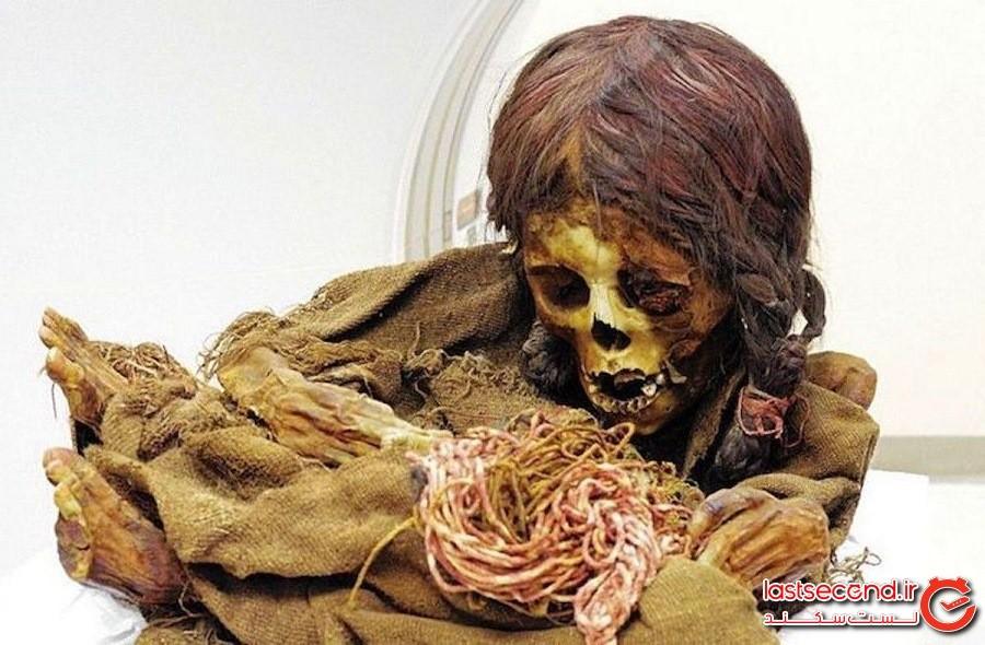 مومیایی قرن پانزدهمی مربوط به دوره امپراتوری اینکا پس از مدتها به کشور بولیوی بازگشت