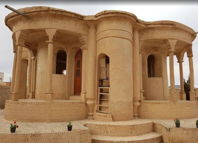 Kolah Farangi Mansion Abadeh