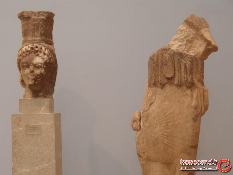 زنانی که به ستون تبدیل شدند؛ آمیختهای از هنر چشمنواز در معماری دوران باستان