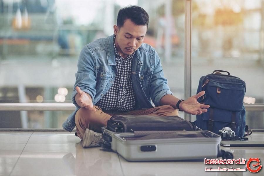 6 مشکل رایج در سفرهای کاری و راهحل آنها