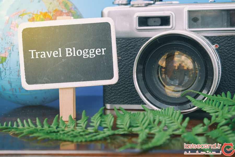 بلاگرهای سفر