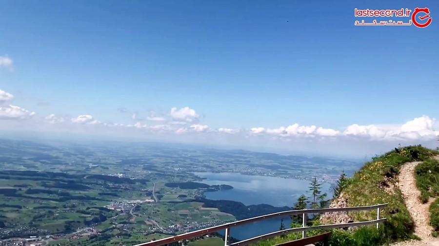 سوئیس و خاطرات ماندگارش
