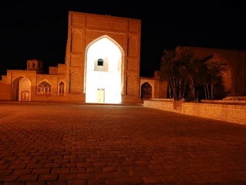 Tomb of Ghotb Aldin Heydar