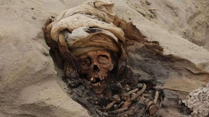 بقایای 250 کودک قربانی شده در پرو یافت شد و از رازی پرده برداشته شد!