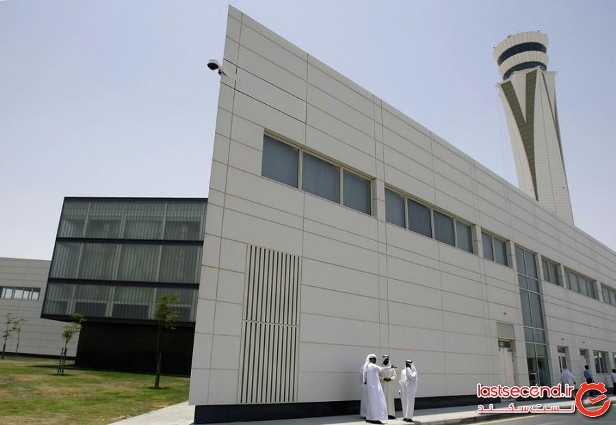 پس از ناپایدار شدن اقتصاد منطقه خلیجفارس، کشور دبی پروژه ابرفرودگاه خود را متوقف کرد