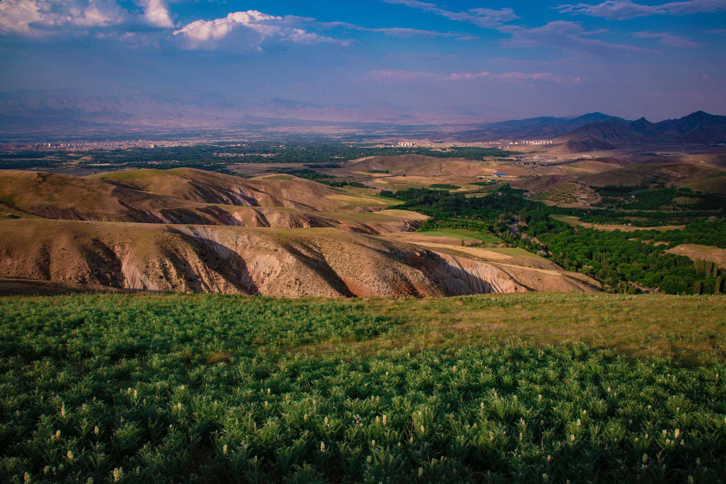 میشو داغی، کوه بی نظیر آذربایجان شرقی!