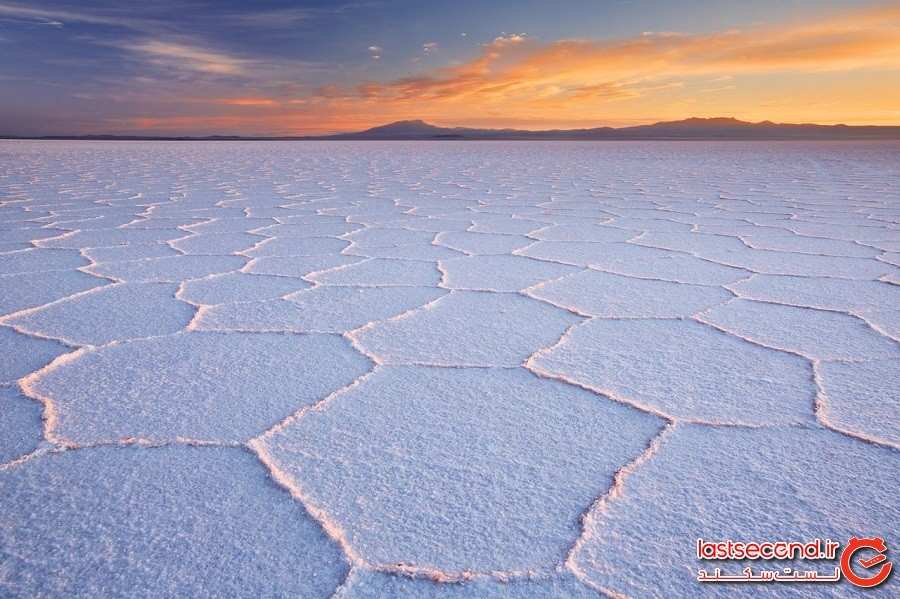 دشت نمک ییونی (Uyuni Salt Flats)، بولیوی