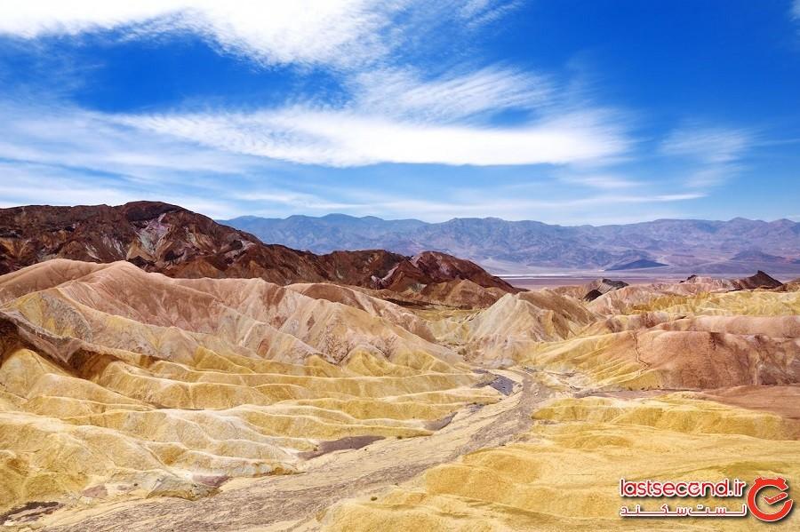 دره مرگ (Death Valley)، کالیفرنیا