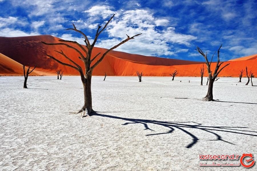 ددفلی (Deadvlei)، نامیبیا