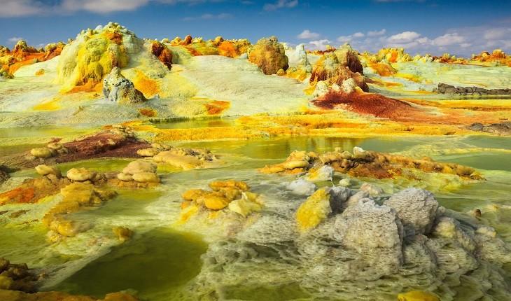 9 مکان شبه فضایی که بر روی کره زمین قرار دارند و قابل بازدید هستند!