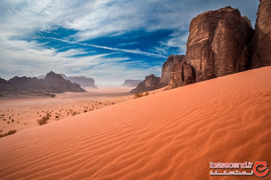 وادی رم (Wadi Rum)، اردن