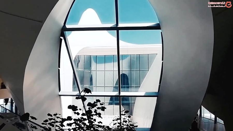 مرکز فرهنگی حیدر علی اف باکو