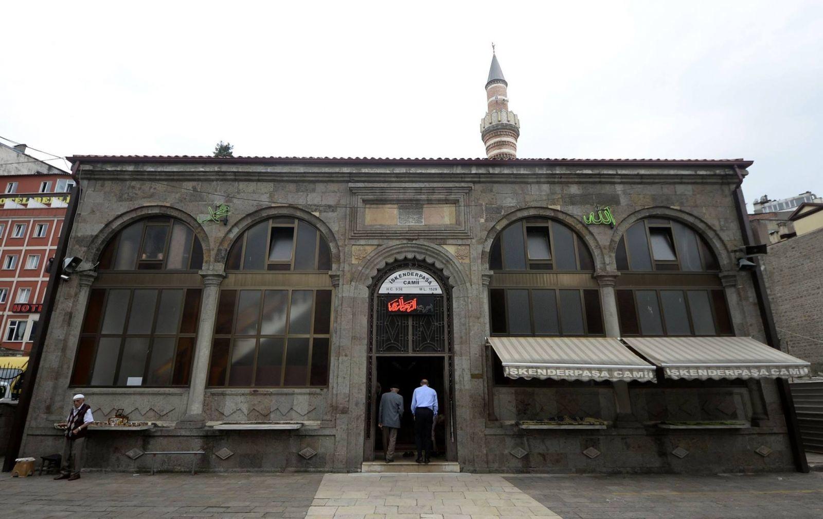 مسجد اسکندر پاشا