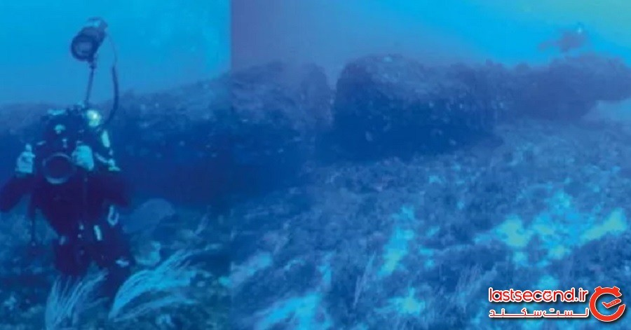 'استونهنج' زیرآب در سواحل سیسیل (Underwater 'Stonehenge' Off the Coast of Sicily)