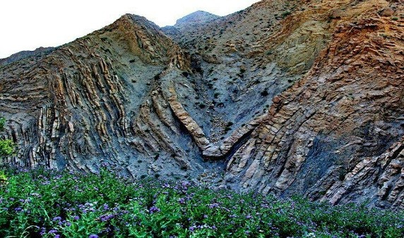 Qechi Qalasi Geosite