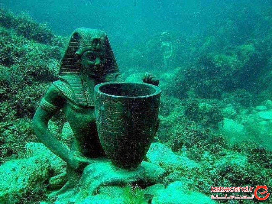 هنر باستانی متعلق به کلئوپاترا مصر (Ancient Art from Cleopatra's Egypt)
