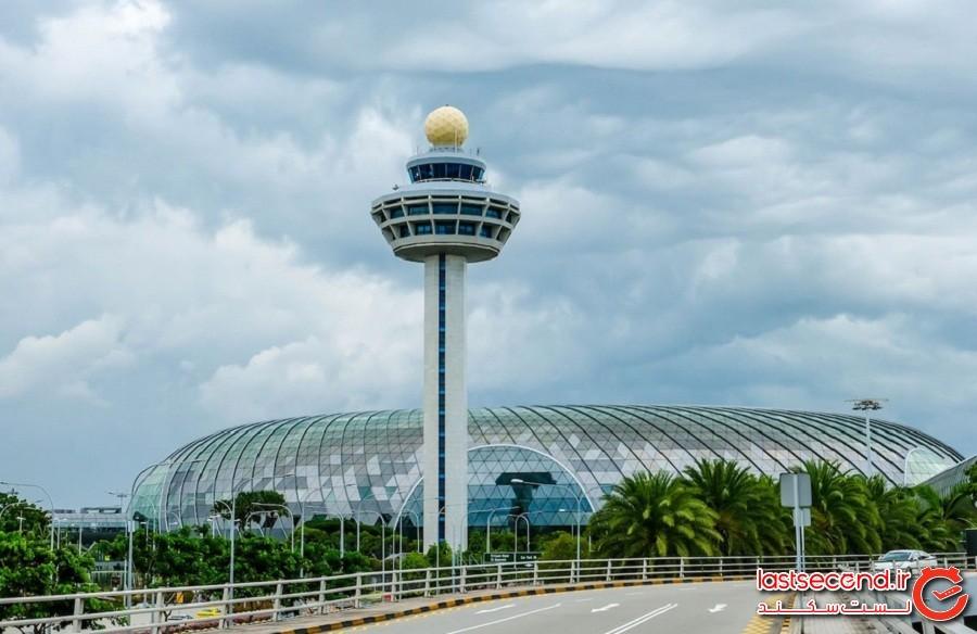 میدان تاج چانگی - سنگاپور