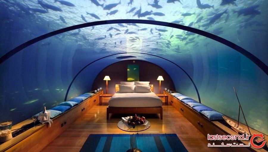 سفر به باورنکردنیترین دیدنی های زیر آب